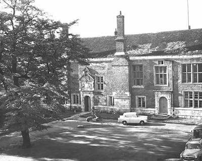 Kings Manor in the 1960s