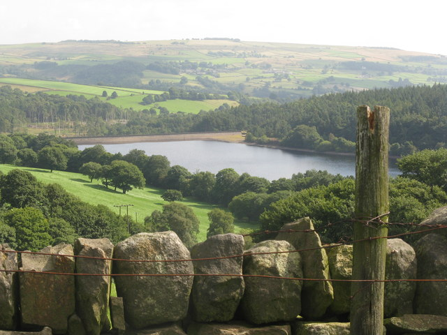 A view around Bradfield
