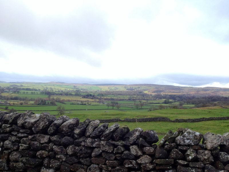 A view around Grassington